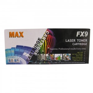 Max FX9 Compatible Toner Cartridge For Canon Laser Printer (Box Pack)