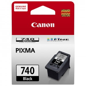 Canon PG740 Black Original Ink Cartridge [5231B005AB]