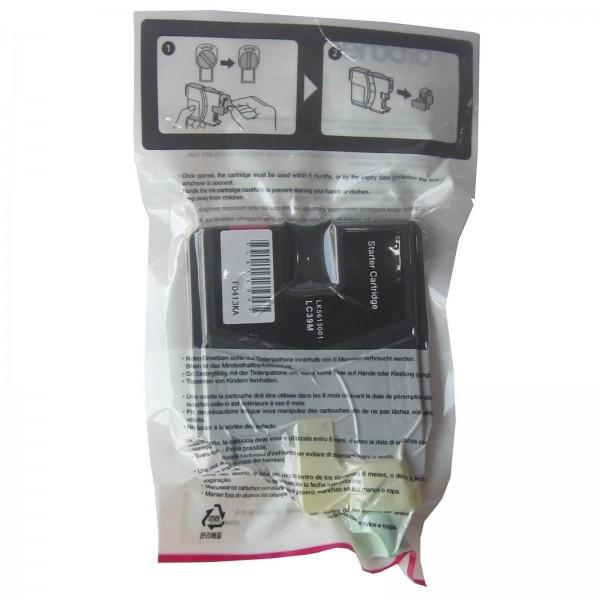 Brother LC39M Magenta Ink Cartridge (Original OEM Pack)