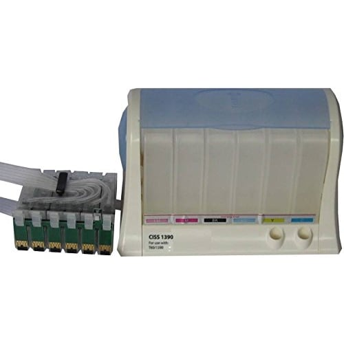Max Empty CISS Ink Tank 85N For Epson 1390, T60 Printer