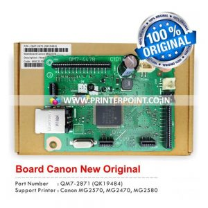 Formatter Board For Canon Pixma MG2470 MG2570 MG2580 Printer (QM7-2871)