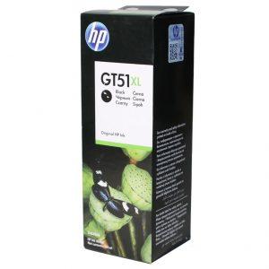 HP GT51XL (GT53XL) Black 135ML Genuine Ink Bottle (X4E40AA)