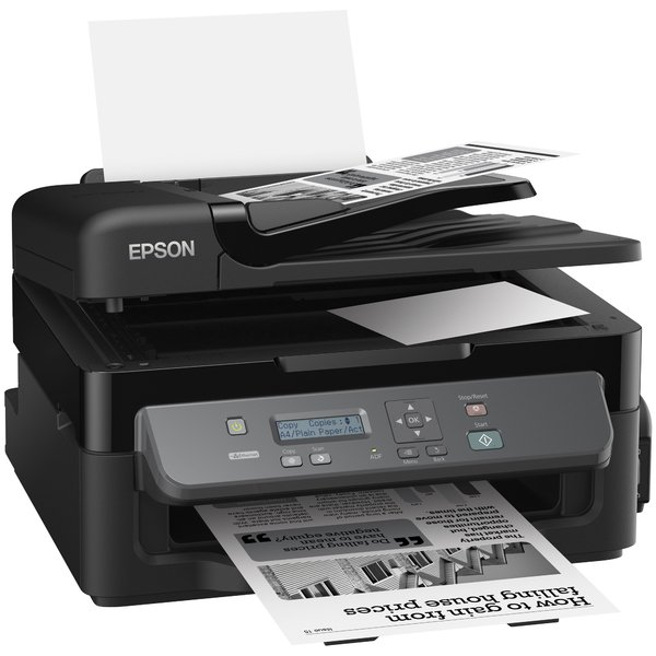 Refurbished Epson M200 Mono All In One Ink Tank Printer