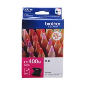 Brother LC400 Magenta Original Ink Cartridge