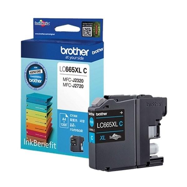 Brother LC669XL BK Black Original Ink Cartridge
