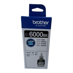 Brother BT6000BK Black 108ML Genuine Ink Bottle