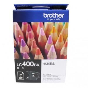 Brother LC400 BK Black Original Ink Cartridge
