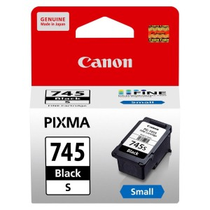 Canon PG-745S Small Black Original Ink Cartridge
