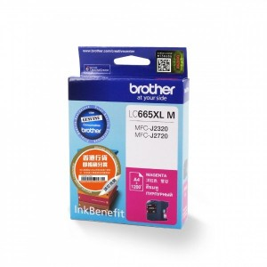 Brother LC669XL BK Black Original Ink Cartridge