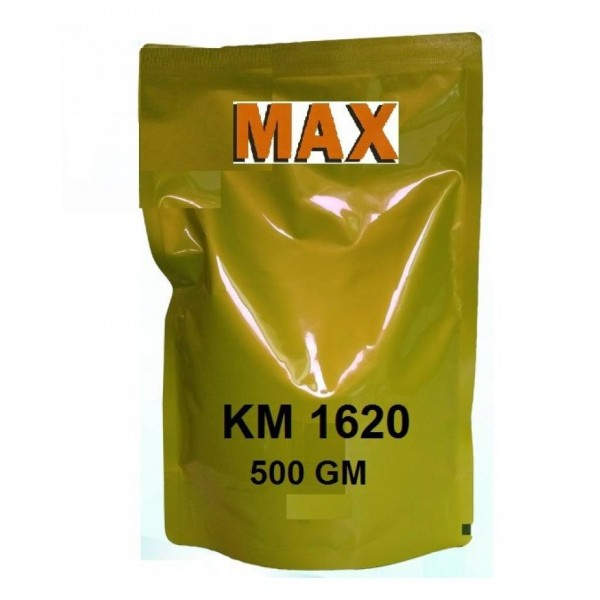 Max Professional Toner Powder 500GM Pouch For Kyocera KM1620 KM1124 KM1024 KM1020 KM1120 Printer