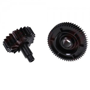 Fuser Drive Gear B/W 23T/56T For HP LaserJet P1007 P1008 M1136 M1213 Printer (RU5-0984-000)