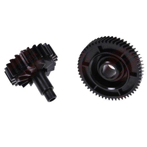 Fuser Drive Gear B/W 23T/56T For HP LaserJet P1007 P1008 M1136 M1213 Printer (RU5-0984-000)