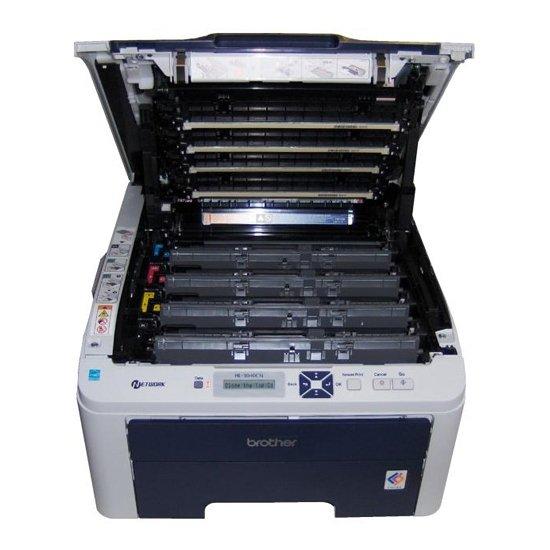 buy refurbished brother hl 3040cn color laserjet printer printer point. Black Bedroom Furniture Sets. Home Design Ideas