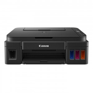 Canon Pixma G2010 All-in-One Ink Tank Color Printer (Black)