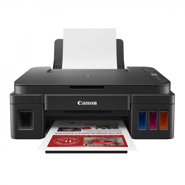 Canon Pixma G3010 All-in-One Wireless Ink Tank Color Printer
