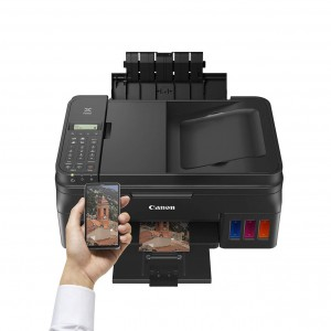 Canon Pixma G4010 All-in-One Wireless Ink Tank Color Printer