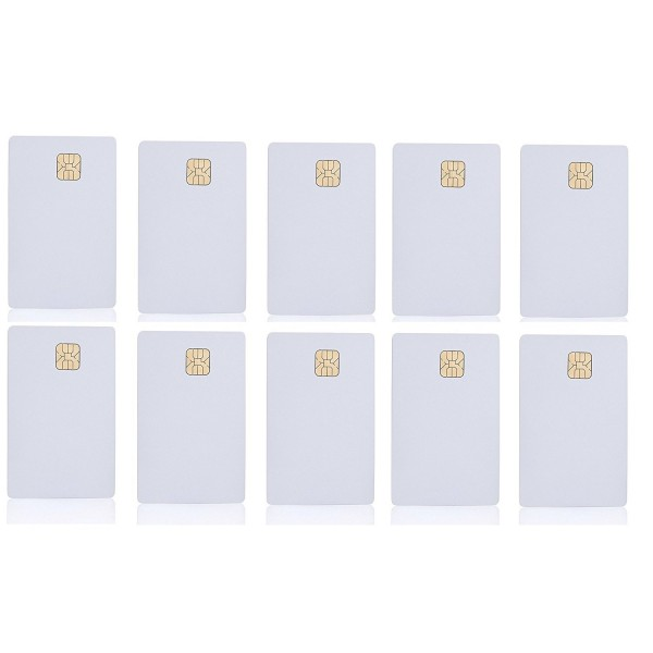 Max Professional PVC Card With Chip (10 Cards)