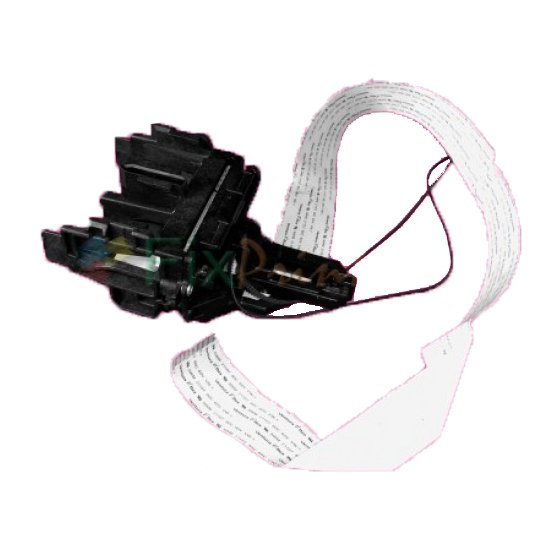 Carriage Unit For Canon E400, E460 Printer