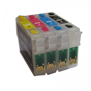 Max Empty Refillable 73N Ink Cartridge For Epson Printer