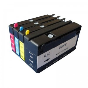 Max Compatible 950 951 Ink Cartridge For HP OfficeJet Pro 8600 8610 8620 Printer (4 Color)