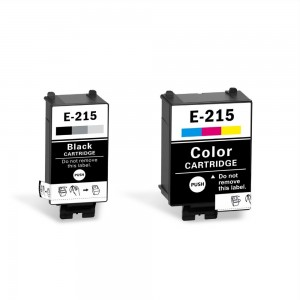 Max Compatible T215BK T215CL Ink Cartridge For Epson WorkForce WF-100 Printer
