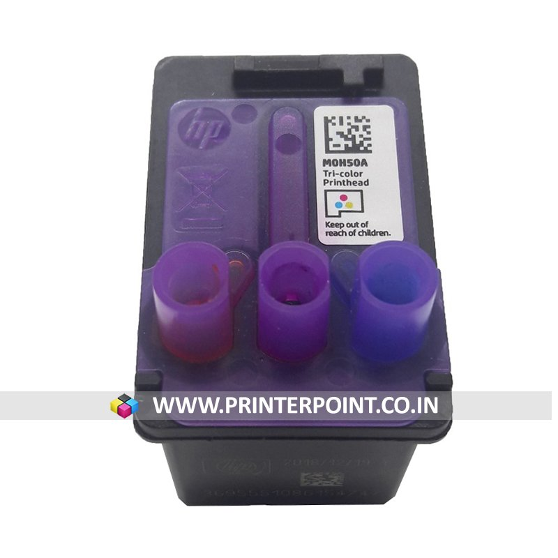 Print Head M0H50A GT52 Tri-Color For HP DeskJet GT 5810 GT 5820 Printer