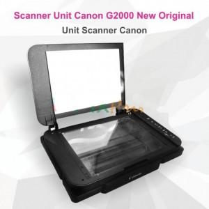 Scanner Unit For Canon Pixma G2000 Printer