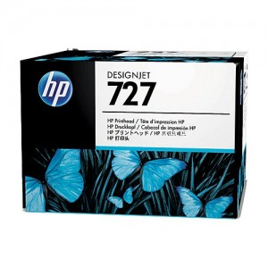 Print Head 727 B3P06Y HP DesignJet T920 T930 T970 T1500 T2500 T3500 Printer