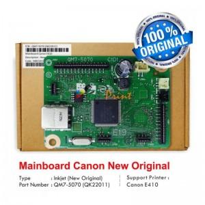 Formatter Board For Canon Pixma E410 Printer (QM7-5070 / QK22011)