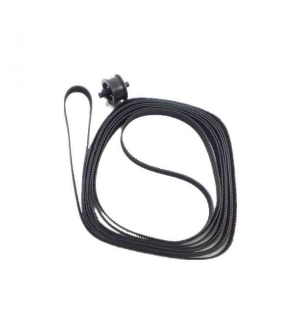 "Carriage Belt 44"" Inch For HP DesignJet T610 T620 T1100 T1120 Z2100 Z3100 Z3200 (Q6659-60175)"