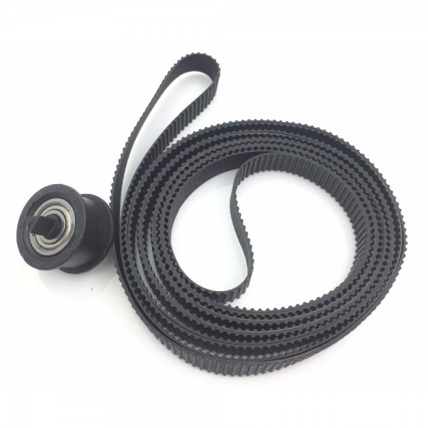 """Carriage Belt 24"""" Inch (A1) For HP DesignJet 500 510 800 820 4020 4500 T620 T1100 T1200 (C7769-60182 C7769-9076)"""