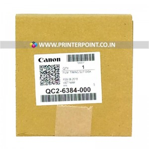 Encoder Disk For Canon G1000 G2000 G3000 G4000 (QC2-6384-000)