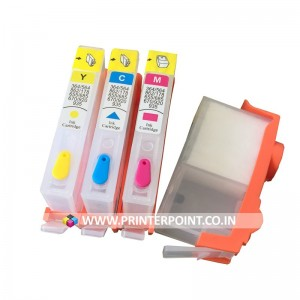 Max Empty Refillable HP 934 935 Ink Cartridge For HP OfficeJet 6230 6812 6815 6820 6830 6835 Printer