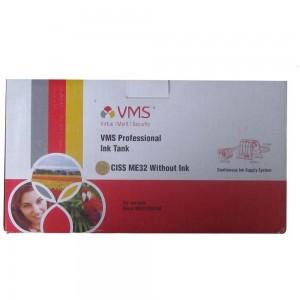VMS Empty CISS Ink Tank 141 For Epson ME32, ME320 Printer