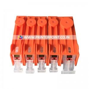 Max Empty Refillable PGI-520 CLI-521 Ink Cartridge For Canon iP3600 iP4600 MP540 MP620 MP630 MP980 MX860 MX870