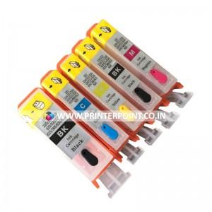 Max Empty Refillable PGI-425 CLI-426 Ink Cartridge For Canon IP4840 IP4940 IX6540 MG5140 MG5240 MG5340 MX714 MX884 MX894