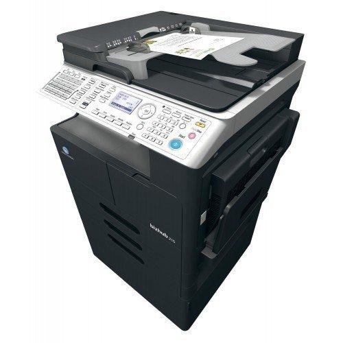 Refurbished Konica Bizhub 215 195 Mfp Printer Printer Point