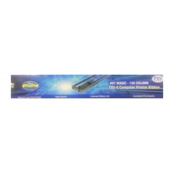 TVS 136 Column 9/24 Pin Ribbon Cartridge (2017100069)