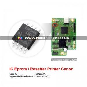 IC EEPROM For Canon Pixma G3000 Printer