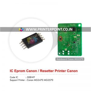 IC EEPROM For Canon MG2470 MG2570 Printer