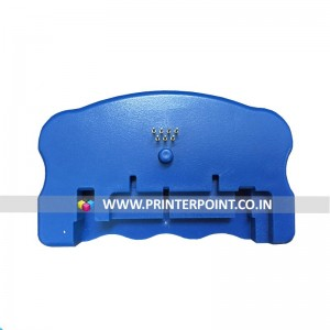 Chip Resetter Maintenance Tank T6710 T6711 For Epson L1455 Printer