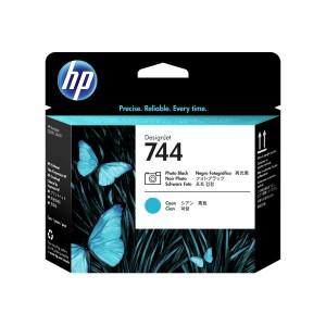 Print Head HP 744 Photo Black Cyan For HP DesignJet Z2600 Z5600