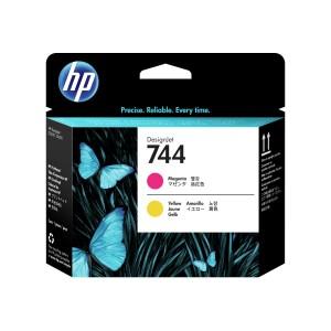 Print Head HP 744 Magenta Yellow For HP DesignJet Z2600 Z5600