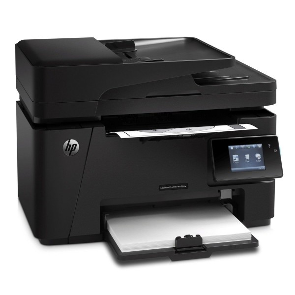Refurbished HP LaserJet Pro MFP M128fw Printer (CZ186A)