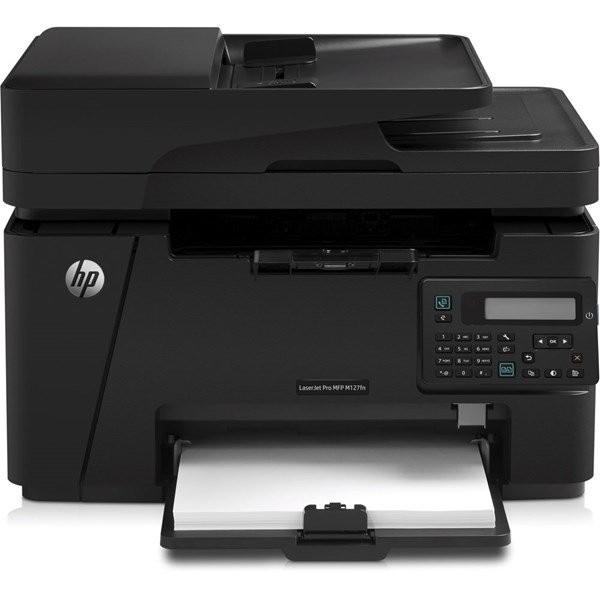 Refurbished HP LaserJet Pro MFP M128fn Printer (CZ184A)