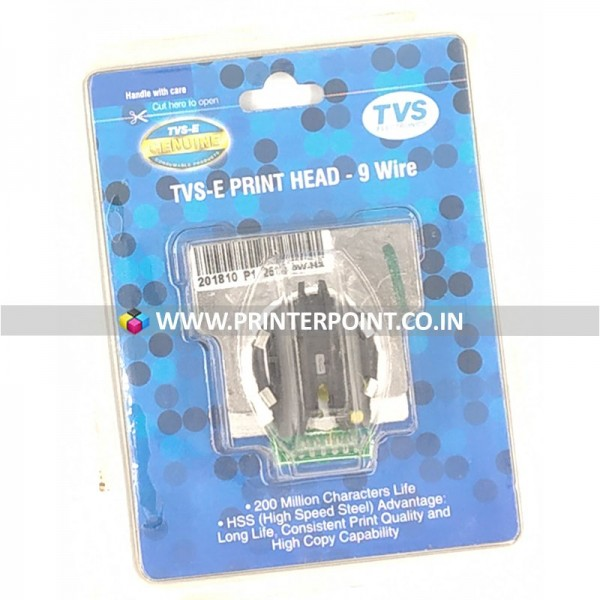Print Head TVS-E 9 Wire For TVS MSP240 (2023020065)