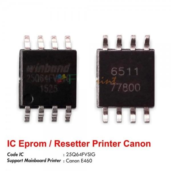 Chip IC EEPROM For Canon Pixma E460 Printer