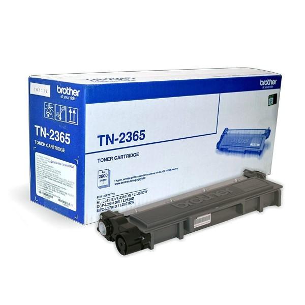 Brother TN-2365 Original Toner Cartridge (Box Pack)