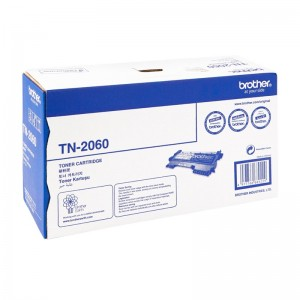 Brother TN-2060 Original Toner Cartridge For Brother HL-2130 DCP-7055 Printer (Box Pack)
