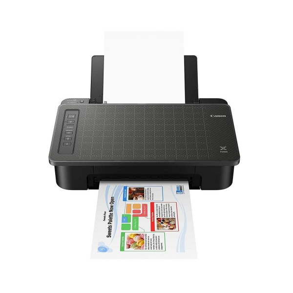 UnBoxed Canon Pixma TS307 Single Function Wireless Inkjet Color Printer